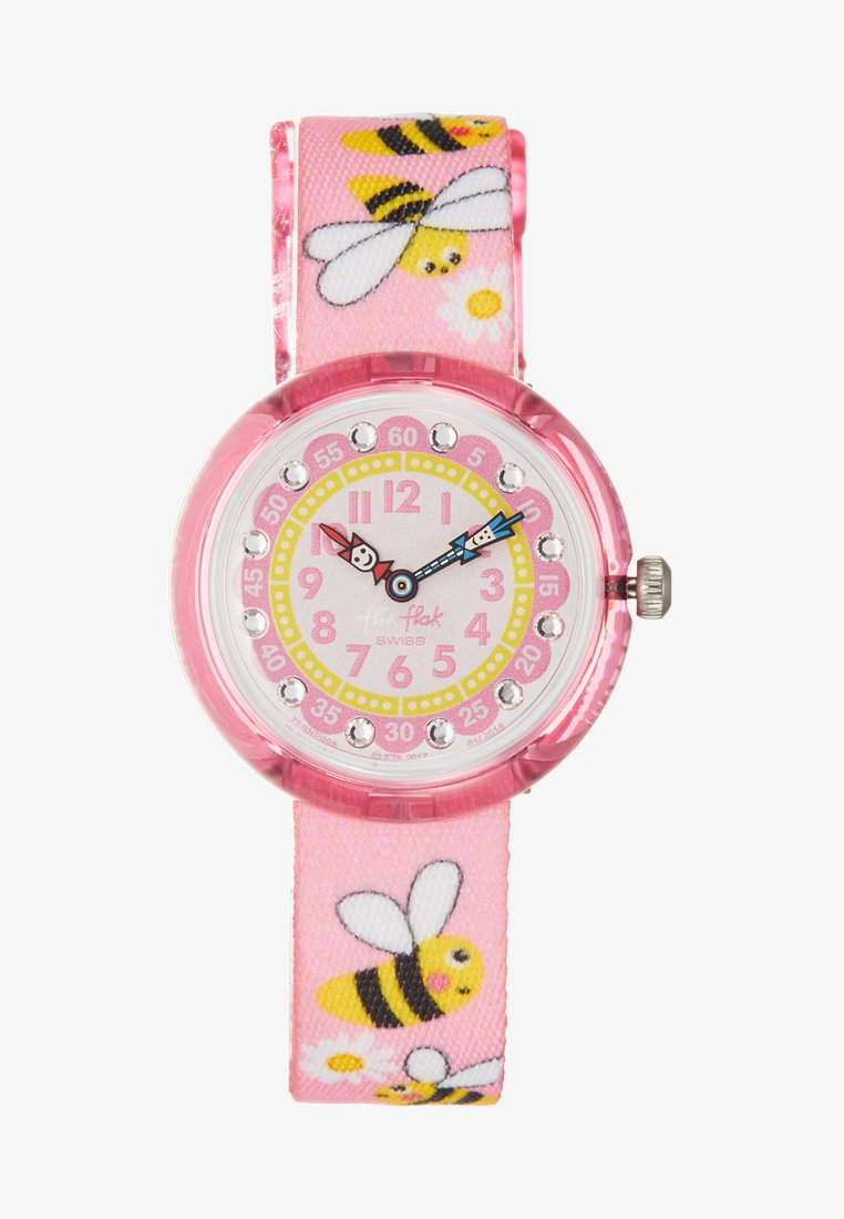 Flik Flak - DAISY BEE - Watch - rose