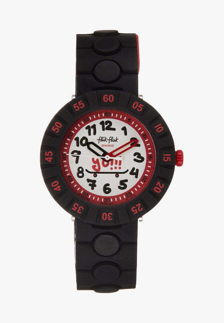 Flik Flak - HEY BRO - Uhr - dark grey
