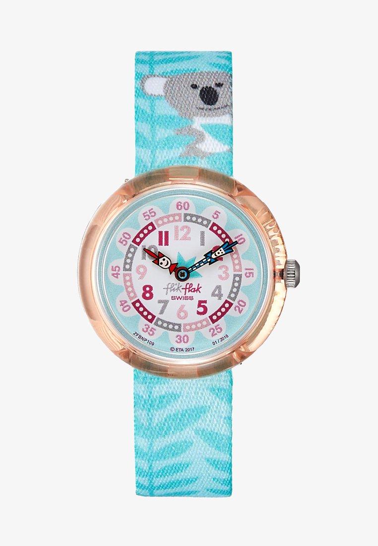 Flik Flak - COUCOUALA - Reloj - turquoise