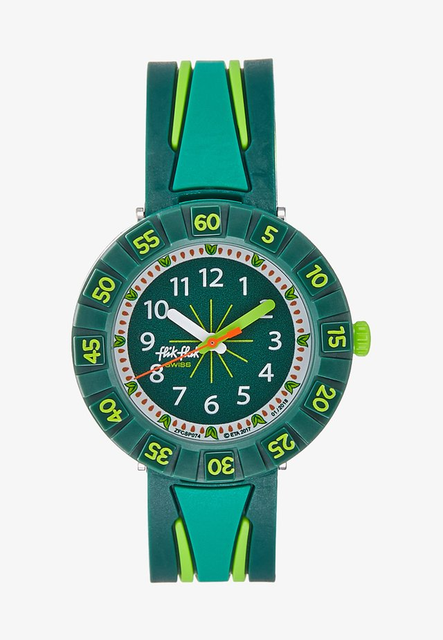 Hodinky - green