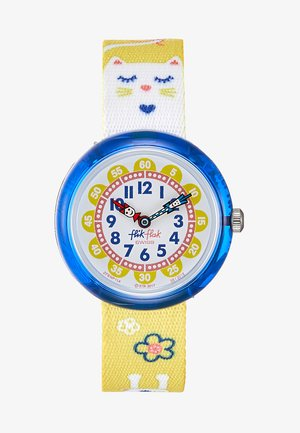 JUMPING CAT - Montre - yellow