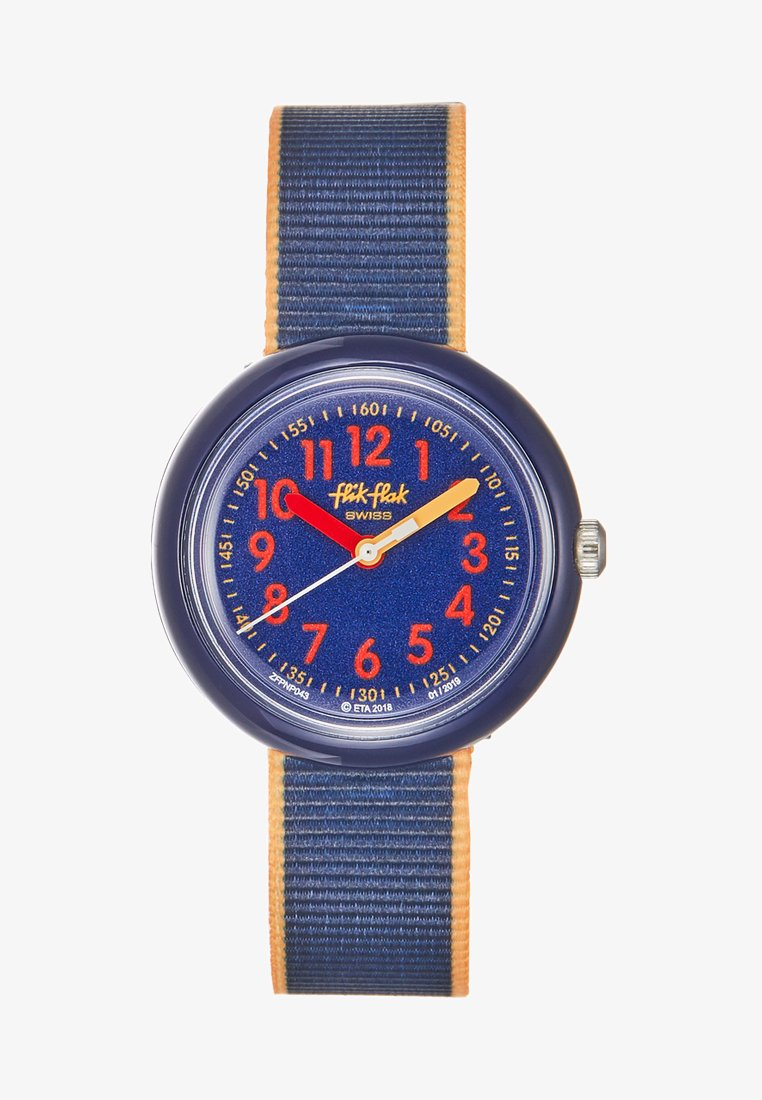 Flik Flak - COLOR BLAST  - Watch - blau