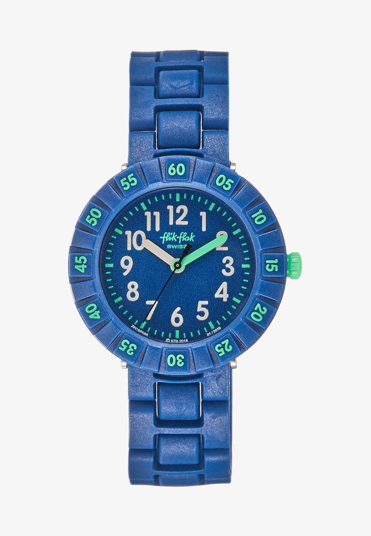 Flik Flak - SOLO BLUE - Horloge - dunkelblau