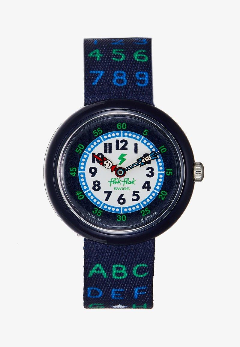 Flik Flak - Uhr - blue