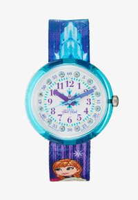 Flik Flak - DISNEY FROZEN WATCH - Montre - hellblau - 0