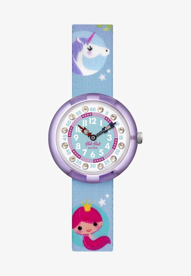 KINDERUHR UNELMA - Watch - violett