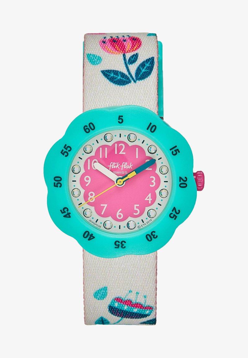 Flik Flak - BUCOLIA - Horloge - white