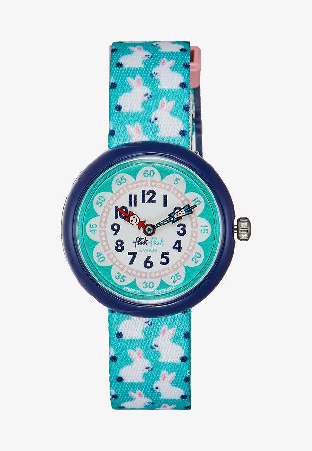 HOPHOPHOP - Watch - turquoise