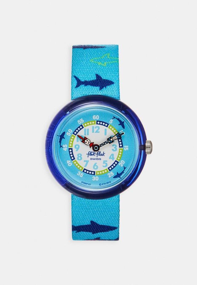 SHARKASM - Watch - blue