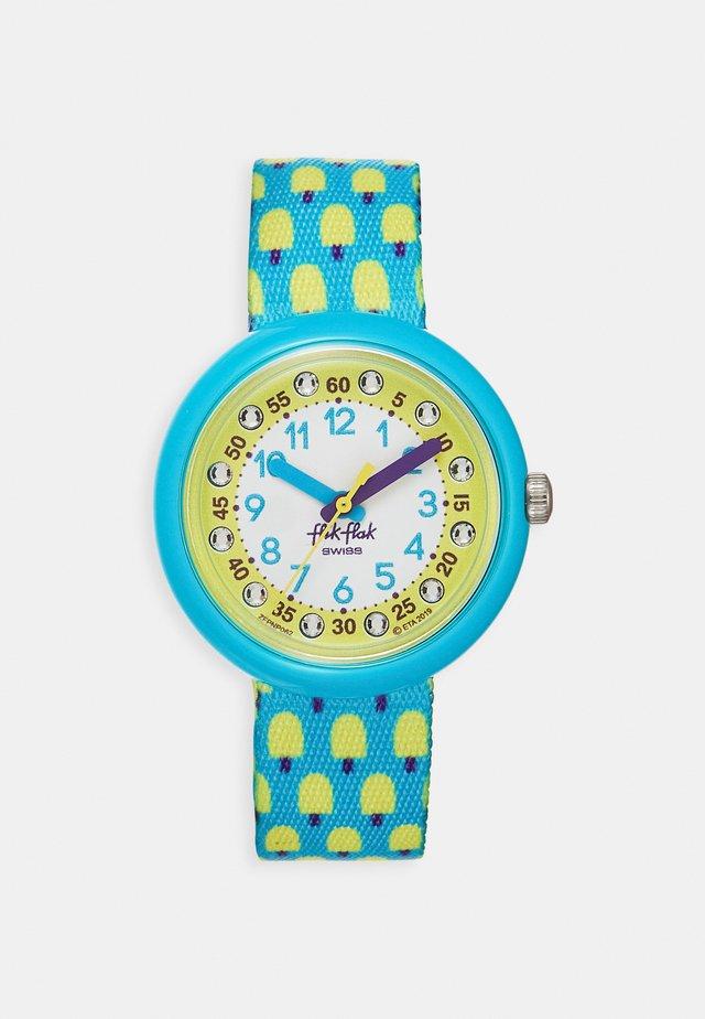 LEMON FREEZE - Watch - blue