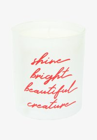 Flamingo Candles - CANDLE - Scented candle - shine bright - white rose velvet & precious oud - 0