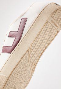 Flamingos' Life - RANCHO - Trainers - white/burgundy/ivory - 5
