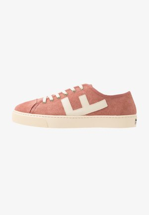 RANCHO - Sneakers laag - brick/ivory