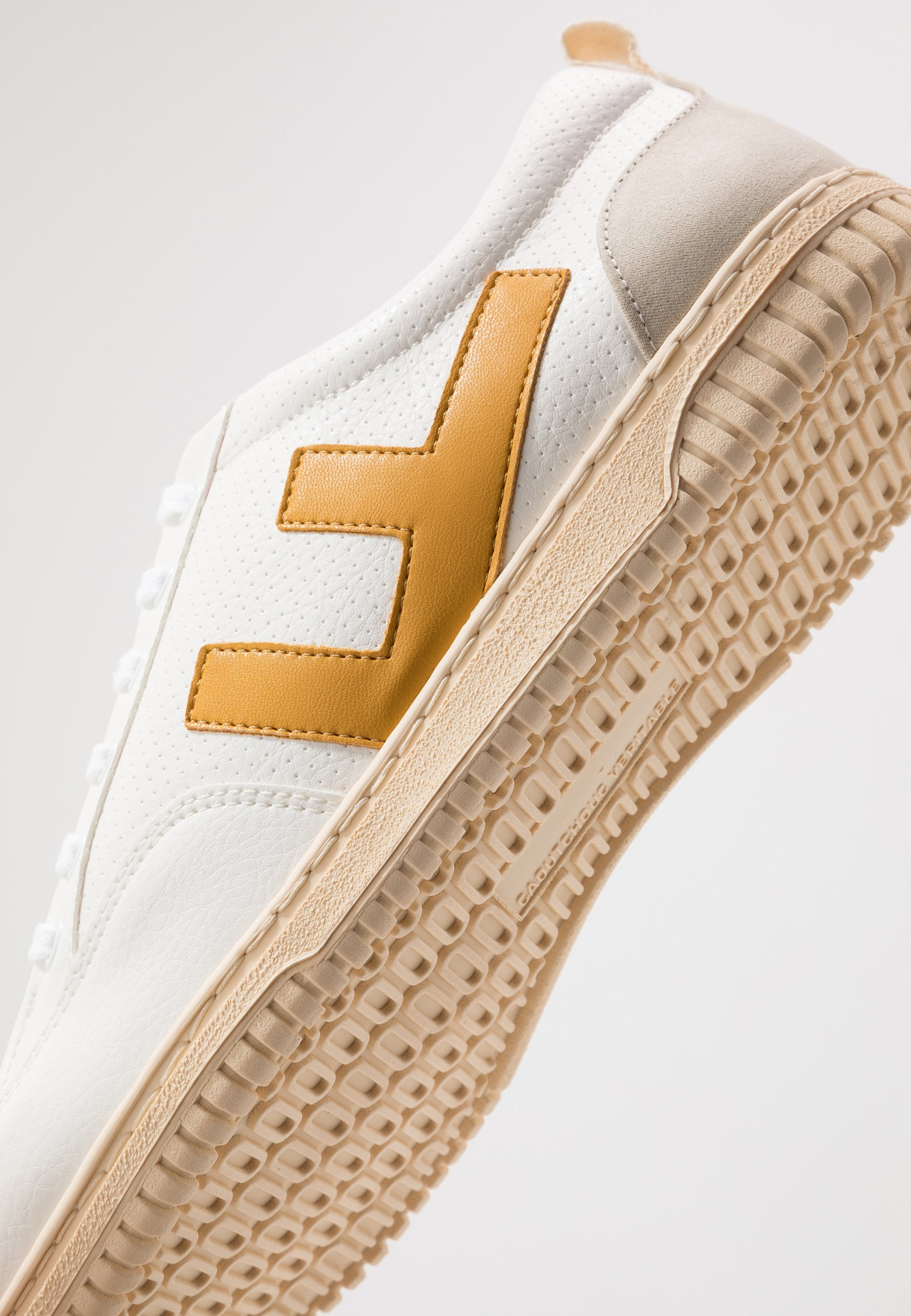 Flamingos' Life ROLAND - Sneakers - mustard ivory
