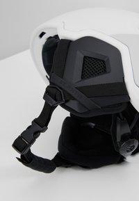 Flaxta - EXALTED - Helmet - white/light grey - 7