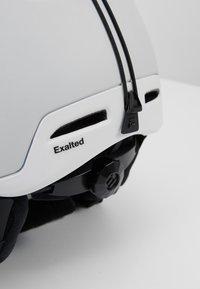 Flaxta - EXALTED - Helmet - white/light grey - 6