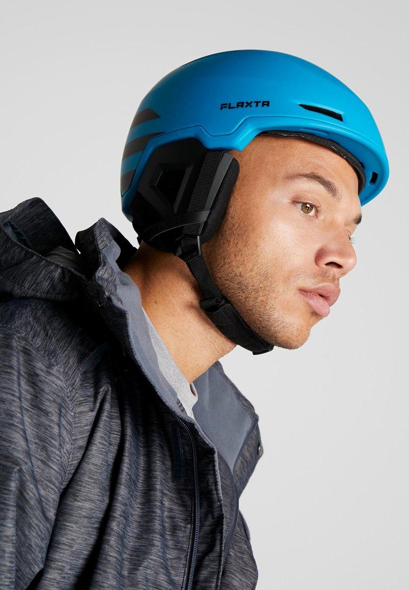 Flaxta - EXALTED - Helmet - petrol/black