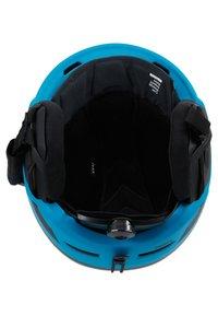 Flaxta - EXALTED - Helmet - petrol/black - 5