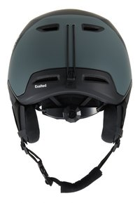 Flaxta - EXALTED - Helmet - black/dark grey