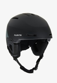 Flaxta - EXALTED - Helmet - black/dark grey - 2