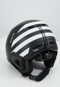 Flaxta - EXALTED - Kask - black/white - 6