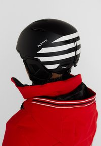 Flaxta - EXALTED - Kask - black/white - 1