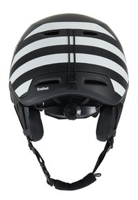 Flaxta - EXALTED - Kask - black/white - 3