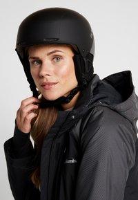 Flaxta - NOBLE - Helmet - black/dark grey - 1