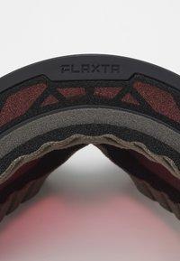 Flaxta - CONTINUOUS - Skibrille - black - 2