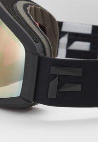 Flaxta - CONTINUOUS - Skibrille - black - 3