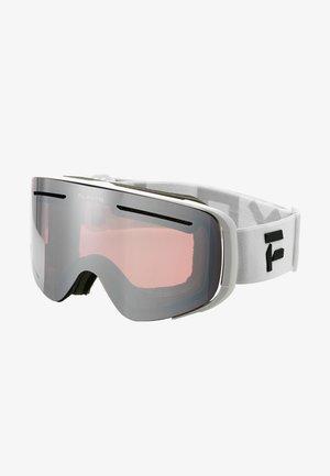 PLENTY - Lyžařské brýle - white