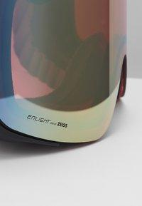 Flaxta - PLENTY - Masque de ski - black - 2
