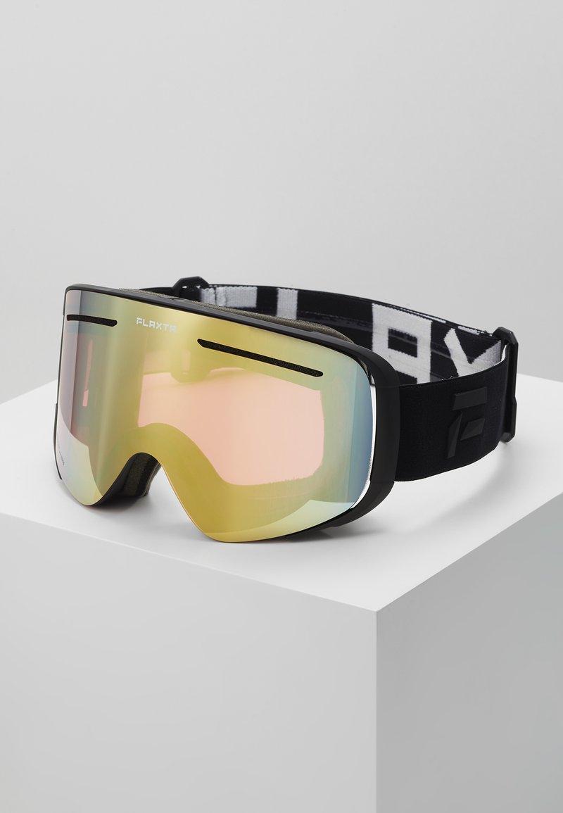 Flaxta - PLENTY - Masque de ski - black