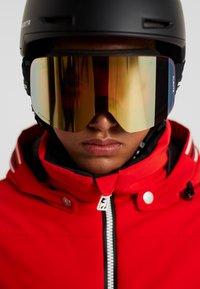 Flaxta - PRIME - Ski goggles - black - 4