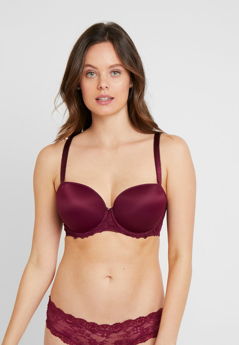 Fantasie - MEMOIR MOULDED BRA - Underwired bra - black cherry
