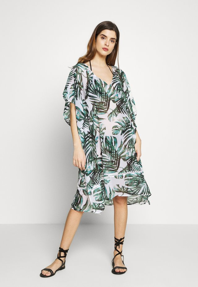 PALM VALLEY KAFTAN - Beach accessory - fern