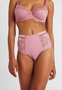 Fantasie - ILLUSION HIGH WAIST BRIEF - Briefs - rose - 0