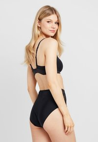 Fantasie - ILLUSION HIGH WAIST BRIEF - Slip - black - 2