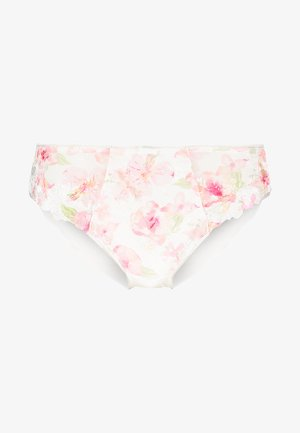 ANNALISE BRIEF - Briefs - white/rose