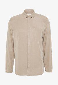 Folk - STITCH POCKET SHIRT - Shirt - fog - 0