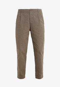 Folk - ASSEMBLY PANTS - Trousers - khaki - 3