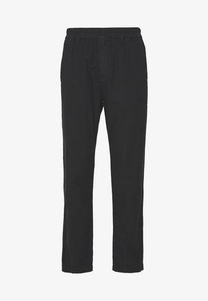 Trousers - soft black