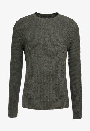 SIGNAL CREW - Pullover - marsh melange