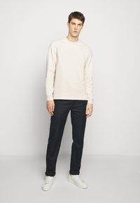 Folk - TILE - Sweatshirt - ecru melange - 1