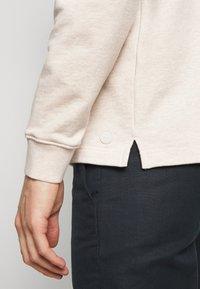 Folk - TILE - Sweatshirt - ecru melange - 6