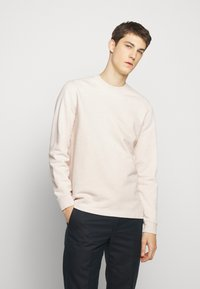 Folk - TILE - Sweatshirt - ecru melange - 0