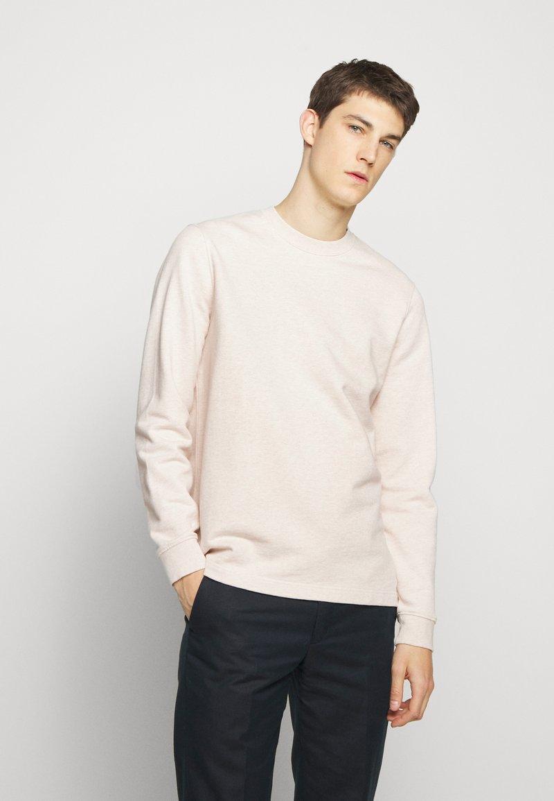 Folk - TILE - Sweatshirt - ecru melange