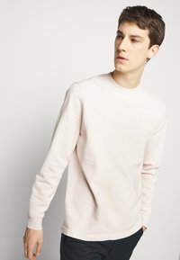 Folk - TILE - Sweatshirt - ecru melange - 3