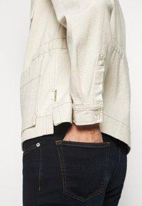 Folk - PLINTH JACKET - Summer jacket - ecru - 5