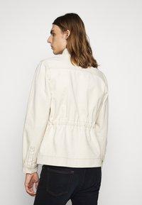 Folk - PLINTH JACKET - Summer jacket - ecru - 2